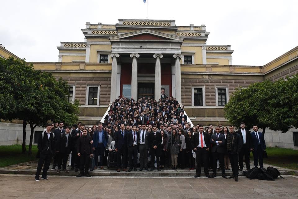 Μοντέλο Βουλής των Ελλήνων 2019: Το πρώτο ελληνικό ολοκληρωμένο πρόγραμμα πολιτικής και δημοκρατίας από φοιτητές για φοιτητές